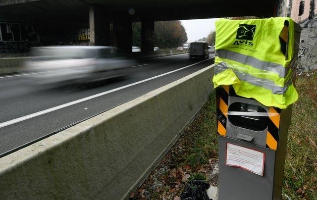 "Christophe Castaner : ""60% des radars dégradés"""