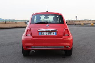 Nouvelle Fiat 500 : en avant-première, les photos de l'essai