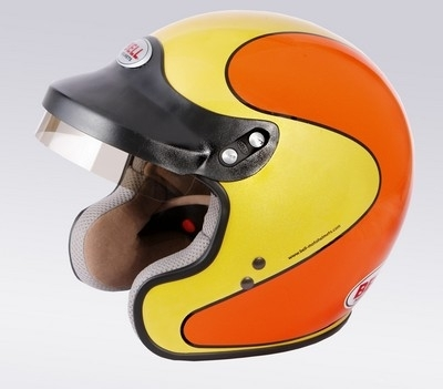Casque Bell tourlite... replica 1961!
