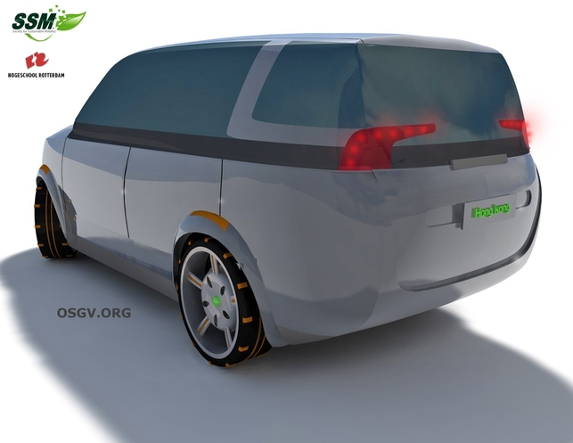Society for Sustainable Mobility : gros plan sur le Kernel Crossover