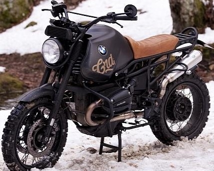 Concept – BMW : la R1100GS Desert by Cafe Racer Dreams entretient la légende