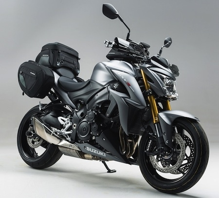 SW-Motech: des accessoires pour Suzuki GSX-S1000 et GSX-S1000F
