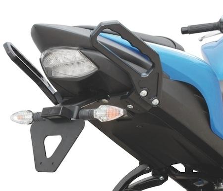 S2-Concept: poignées passager pour Suzuki GSX 1000 S