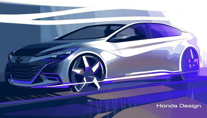 Pékin 2014 - Honda avec deux concepts