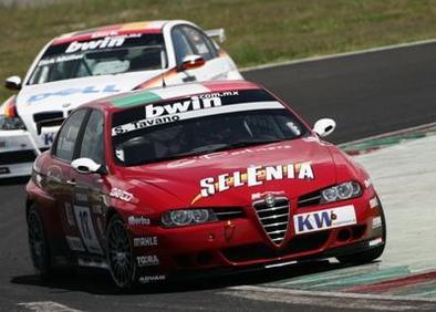 WTCC 2007: Inséparable Alfa 156