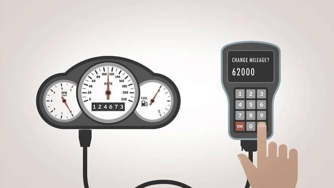 Comment repérer un compteur de voiture trafiqué