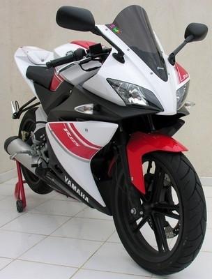 Ermax s'occupe de la nouvelle Yamaha YZF-R125