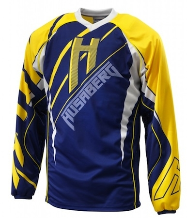 "Husaberg: la collection ""Pure Style 2013"" dispo en septembre"