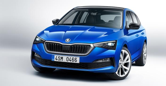 Nouveautés 2019 - Moyennes berlines - Les Audi A3 et BMW Série 1 s'échauffent, les Skoda Scala et Volkswagen Golf 8 arrivent