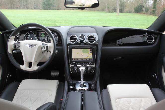 Essai vidéo - Bentley Continental GT V8 : presque aussi bien qu'avec le W12 !