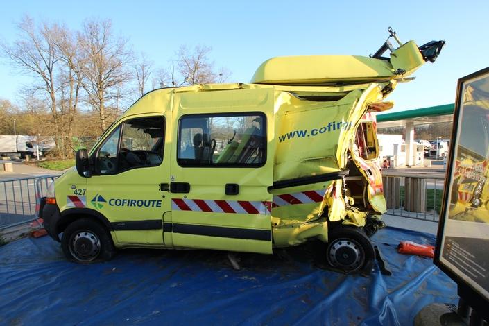 Depuis le début de l'année, on déplore 4 accidents par semaines impliquant le personnel autoroutier.