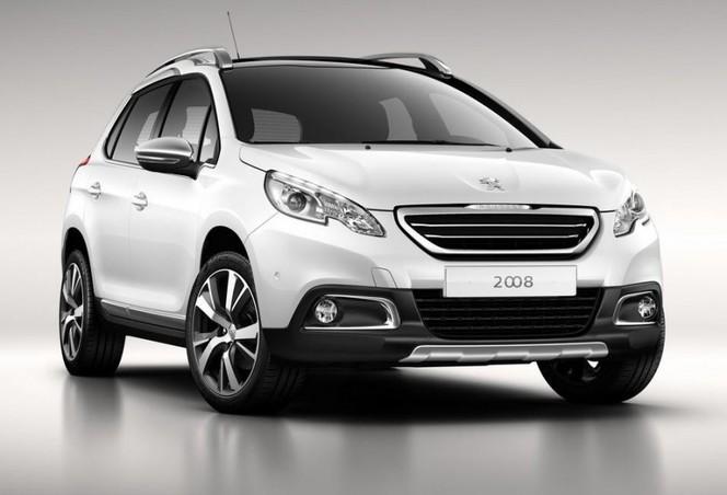 Surprise : le Peugeot 2008 s'échappe