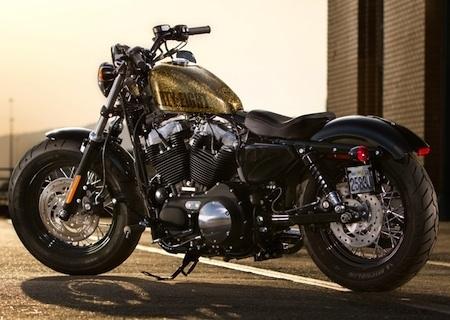 Nouveauté 2013: Harley fête ses 110 ans