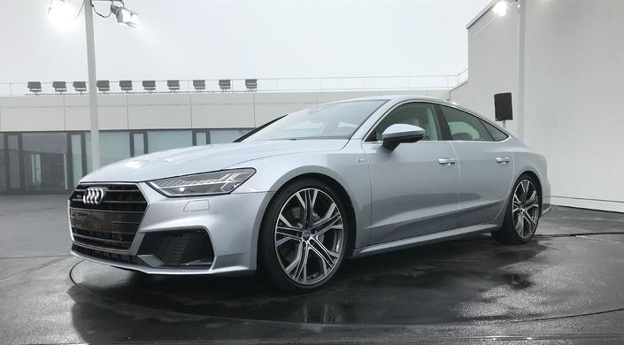 Présentation vidéo - Tous les détails de l'Audi A7 Sportback