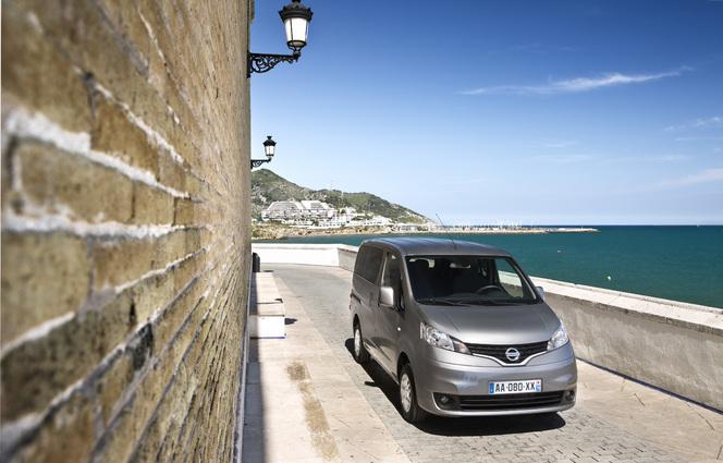 La série spéciale Summer Edition revient sur le Nissan Evalia