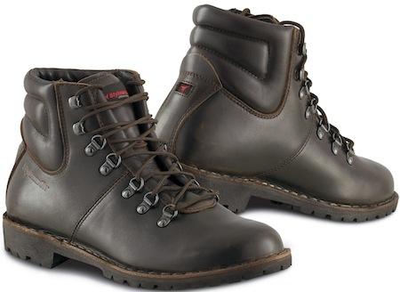 Nouveauté 2011 pour vos pieds: les Stylmartin Red Rocks.