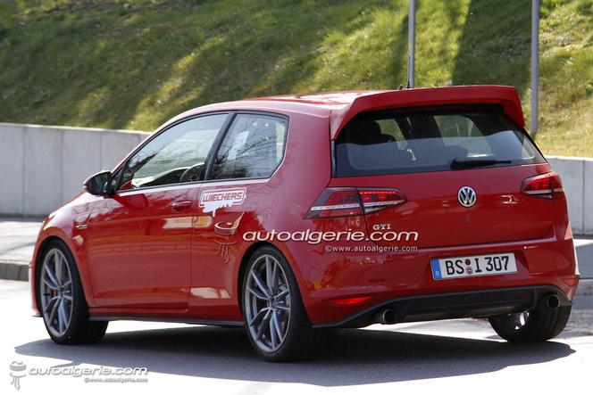 Pékin 2014 - Volkswagen y présentera une Golf de 400 ch!