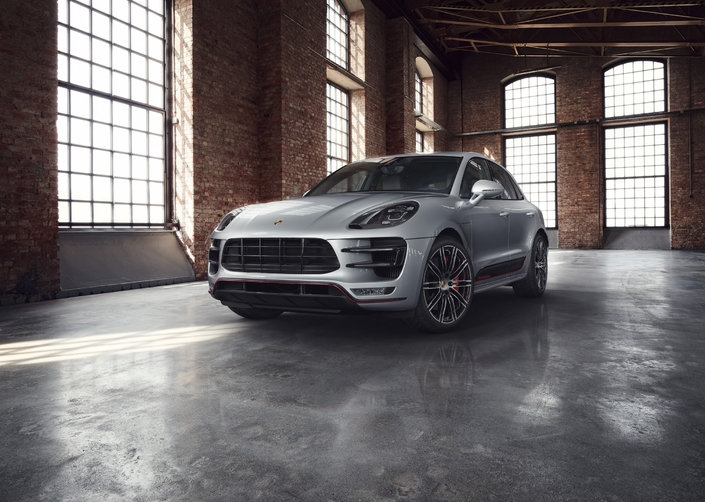 Porsche dévoile le Macan Turbo Exclusive Performance Edition