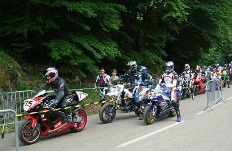Course de cote de Barr en Alsace