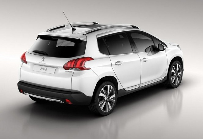 Officiel : Peugeot 2008, l'internationale