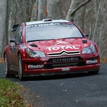 WRC: Loeb est opérationnel