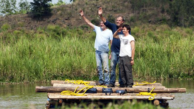 Top Gear de retour sur les écrans le 27 janvier