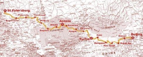 La Trans Orientale 2008