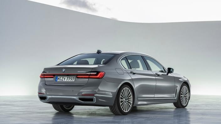 Présentation vidéo – BMW Série 7 restylée: volte-face