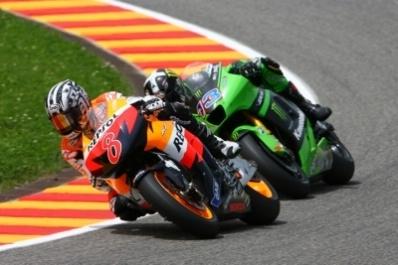 Moto GP - Catalogne: Pedrosa et Hayden ne franchiront pas le pas du pneumatique