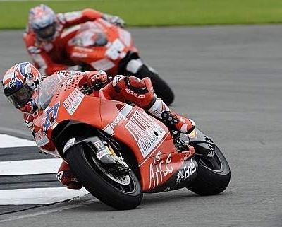 Moto GP - Portugal: Ducati a de nouvelles pièces à faire essayer à Stoner