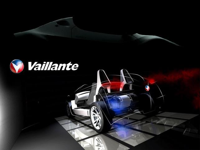 Une image 3D des Vaillante Challenge électrique et Coupé hybride !