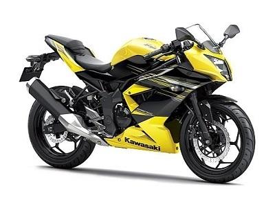Actualité – Kawasaki: une nouvelle Ninja 250, mais pas pour nous