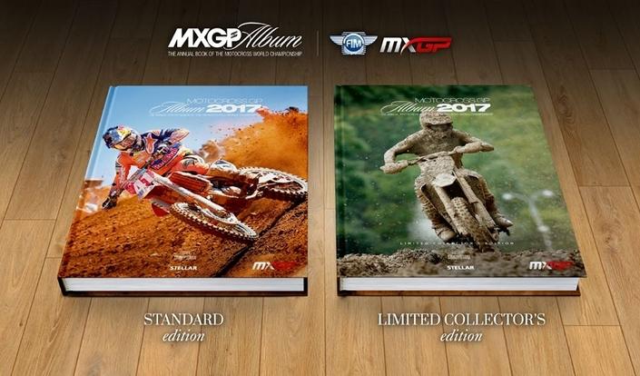 MXGP Album 2017