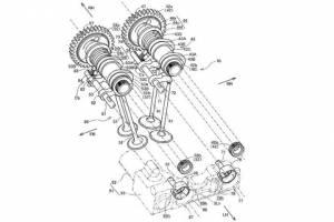 Nouveauté - Honda: une distribution variable pour la nouvelle CBR1000RR?