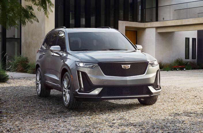 Salon de Detroit 2019 - Cadillac vise les allemands avec legrand SUV XT6
