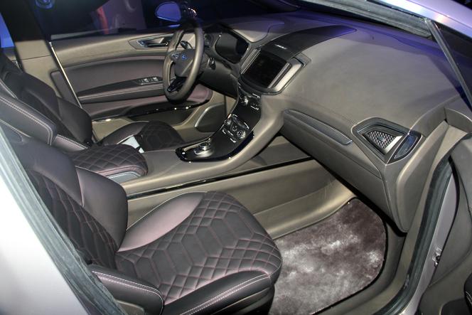Vidéo - A la découverte du Ford S-Max Vignale concept