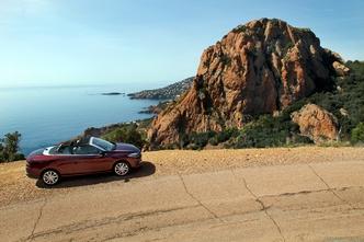 Nouvelle Renault Mégane Coupé-Cabriolet  : en avant-première, les photos de l'essai