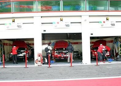 WTCC 2007: Alfa Romeo se retire