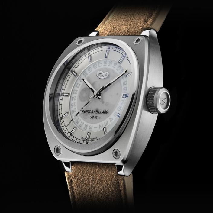 Sartory Billard : la montre dédiée à l'automobile revient dans un second volet