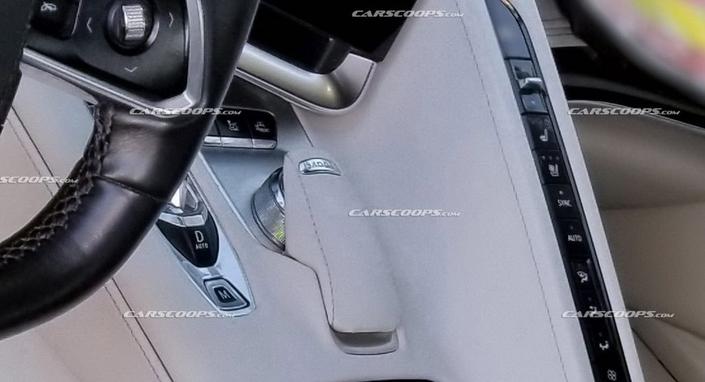 Surprise : voilà l'intérieur de la future Chevrolet Corvette