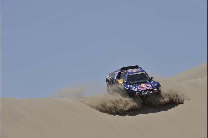 Dakar 2013 : Al-Attiyah récupère du temps et Peterhansel la tête (pour de bon)