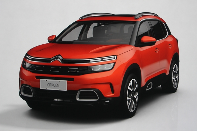 Salon de Shanghai 2017 - Citroën C5 Aircross : toutes les infos, les photos et la vidéo