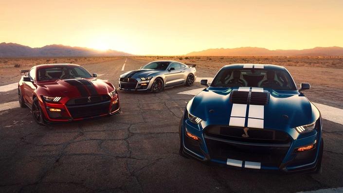 Salon de Detroit 2019 : la Shelby GT500 se découvre