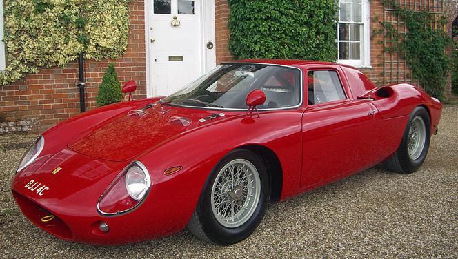 La Ferrari F150 inspirée par la 250 LM