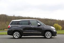 Essai vidéo - Fiat 500 L Living :  la grenouille qui veut se faire aussi grosse que le boeuf