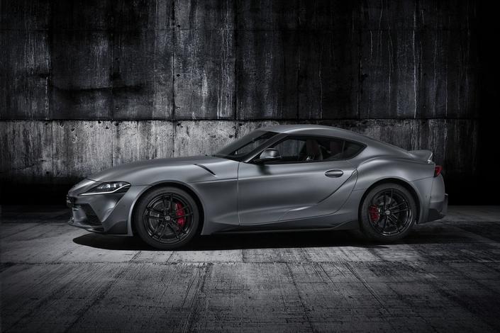 Salon de Detroit 2019 - Toyota Supra: photos et infos officielles