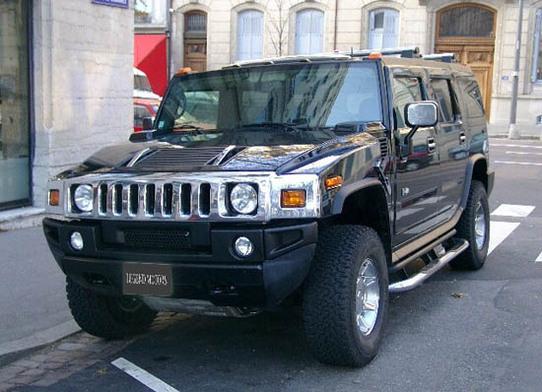 Etats-Unis : General Motors associe Hummer et E85 dès 2009...