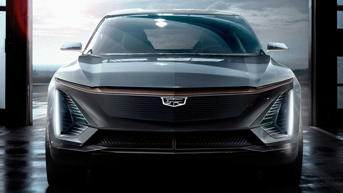 Salon de Detroit 2019 : première électrique pour Cadillac