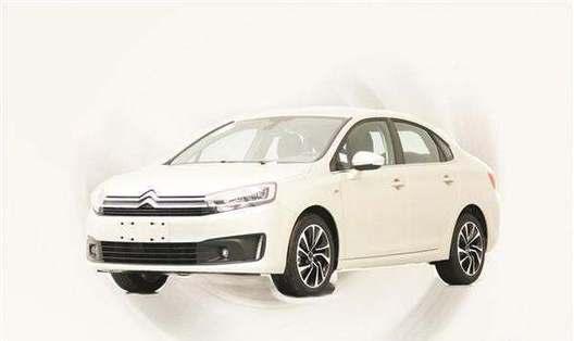 Surprise : la Citroën C-Quatre s'échappe sur la toile