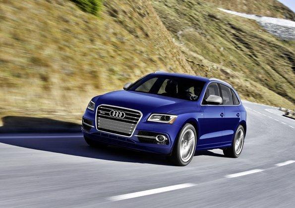 Detroit 2013 : Audi dévoile le SQ5 essence